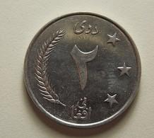 Afghanistan 2 Afghanis 1961 - Afghanistan