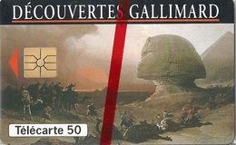 DECOUVERTES GALLIMARD - Culture
