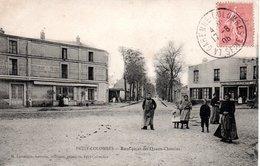 PETIT - COLOMBES - Rond Point Des Quatre - Chemins - France