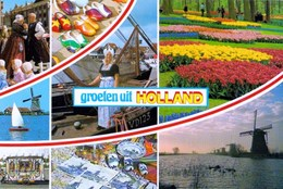 Hollande  Groeten Uit Holland  TBE - Cartes Postales