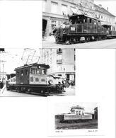 1660r: 2 AKs Preßburger Bahn Plus Ployer- Verkehrsbild Preßburger Bahn - Hainburg