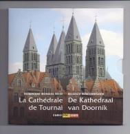 BELGIE -BELGIQUE EUROMUNTEN BU-set 2009 - De Kathedraal Van Doornik - Belgique