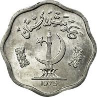 Monnaie, Pakistan, 2 Paisa, 1975, SUP, Aluminium, KM:34 - Pakistan