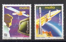 MALTE  Timbres Neufs ** De 1991  ( Ref  6166 ) EUROPA - Malta