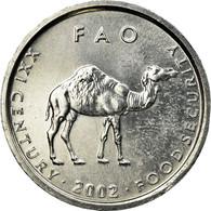 Monnaie, Somalie, 10 Shillings / Scellini, 2002, SUP, Aluminium, KM:46 - Somalia