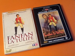 DVD Edition Spéciale Fanfan La Tulipe (1953) Un Film De Christian Jaque Avec Gérard Philipe - DVD's