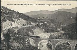 Gard : La Grand Combe, (Environs), Vallée De L'Andorge, Viaduc De Chemin De Fer - La Grand-Combe