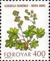 USE DSTAMPS Faroe-Islands - Flowers -  1980 - Faroe Islands