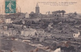 SAINT CHELY D APCHER          LES RIVES DU CHAPOULLET ET QUARTIER DU CHATEAU - Saint Chely D'Apcher