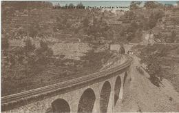 Gard : La Hte Levade, Le Pont Et Le Tunnel - France