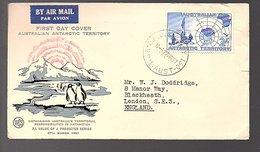1957  Penguin FDC (113) - FDC