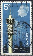 South Africa 1971 - Mi 403X - YT 328 ( TV Tower In Johannesburg ) - Afrique Du Sud (1961-...)