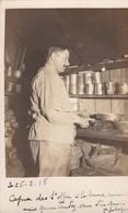 CPA PHOTO DE SOLDAT - Guerra 1914-18