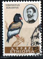 PIA - ETHIOPIE - 1962 : Uccello : Terathopius Ecaudatus  - (Yv  390) - Ethiopie