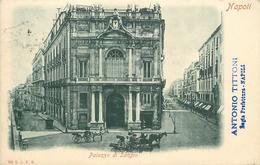 NAPOLI - Palazzo Di Sango. - Napoli (Naples)