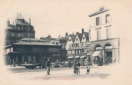 CPA - France - (51) Marne - Reims - Le Marché - Reims