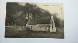 Carte Postale (N2 ) Ancienne De Bchars , Chapelle De Locguillo - France