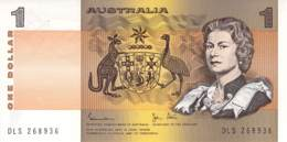 1 Dollar Australia 1974-1983 - Emissioni Della Banca Governativa 1910
