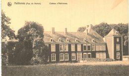 HALTINNES   Château D' Haltinnes. - Gesves