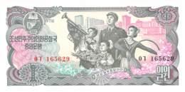 1 Won Nordkorea 1978 - Corée Du Nord