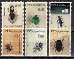 Yugoslavia,Fauna-Bugs 1966.,MNH - Unused Stamps