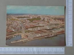 PORTUGAL - VISTA PARCIAL -  LISBOA -   2 SCANS  - (Nº27888) - Lisboa