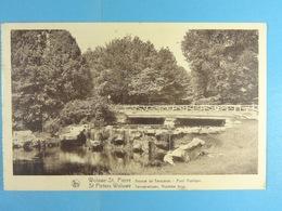 Woluwe-Saint-Pierre Avenue De Tervueren Pont Rustique - Woluwe-St-Pierre - St-Pieters-Woluwe