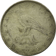 Monnaie, Hongrie, 50 Forint, 1995, Budapest, TB+, Copper-nickel, KM:697 - Hongrie