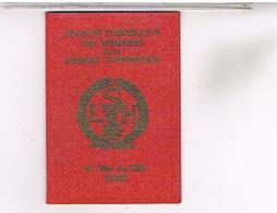 SOCIETE D ENTRAIDE AUX MEMBRES DE LA LEGION D HONNEUR 1964.................  CH528 - Documents Historiques