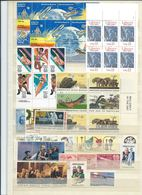 USA , Bigger Unused Lot With Stamps On A Stock-page (as Per Scans) MNH - United States