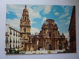 "Cartolina Viaggiata ""1 - M.R.V.1 901 OP - CARLOS PO. BOX 4530 MURCIA SPAIN"" - Radio Amatoriale"