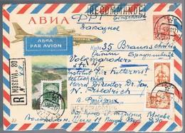Russia, 1962, Letter - 1923-1991 UdSSR