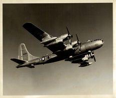 BOEING B-50 SUPERFORTRESS BOMBER   25 * 20 CM AEROPLANE US AIR FORCE - Aviación