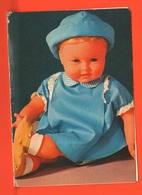 Angelino Bambole SEBINO Depliant Pubblicità Promotion Fine Anni 60 Bambole Dolls Poupées - Altre Collezioni