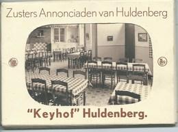 Huldenberg - Keyhof Klooster Der Zusters Annonciaden ( 18 Kaarten ) - Huldenberg