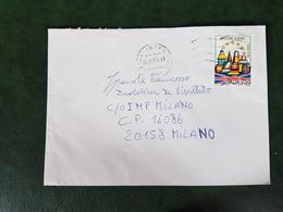 (22121) STORIA POSTALE ITALIA 1993 - 6. 1946-.. Repubblica