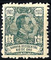 Rio De Oro Nº 134 En Nuevo - Rio De Oro
