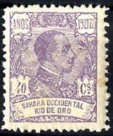 Rio De Oro Nº 138 En Nuevo - Rio De Oro