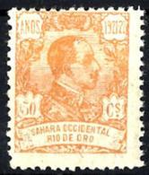 Rio De Oro Nº 139 En Nuevo - Rio De Oro
