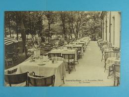 Genval-les-Eaux L'Argentine Hôtel La Terrasse - Rixensart