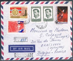 Russia, 1968, For Belgique - 1923-1991 UdSSR