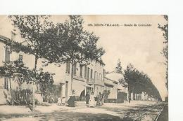 69  Bron Village Route De Grenoble - Bron