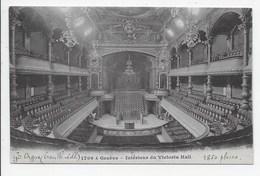 Geneva - Interieur Du Victoria Hall - GE Geneva