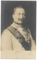 Guillaume II En General Austro-hongrois Et Portant L'Ordre De La Toison D'Or - Personnages