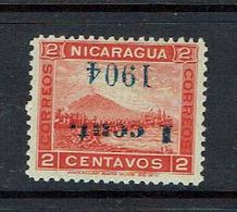 NICARAGUA...early...INVERTED OVERPRINT - Nicaragua