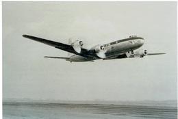 Foto SABENA - Douglas DC-6 (OO-SDG) - Repro's
