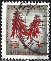 South Africa 1967 - Mi 364 - YT Xxx ( Kafferboom Flower ) - Oblitérés