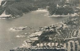 BAGUR - CARTE PHOTO - VISTA GENERAL DE FORNELLS I AIGUA BLAVA - Gerona