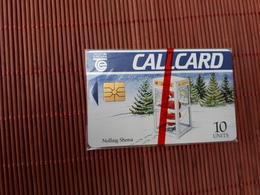 Phonecard Christmas (Mint,Neuve) With Blister   Rare - Irland