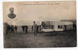 TOURY--Les Essais De L'aéroplane Monoplan De Louis Blériot (animée , Avion)..................à Saisir - Otros Municipios